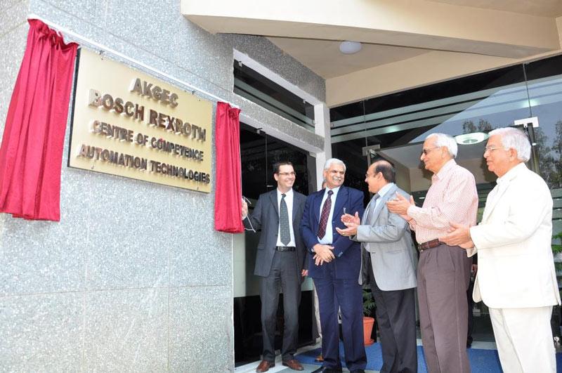 Inauguration: AKGEC-BOSCH