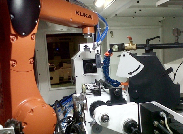 Productivity Enhancement through Automation