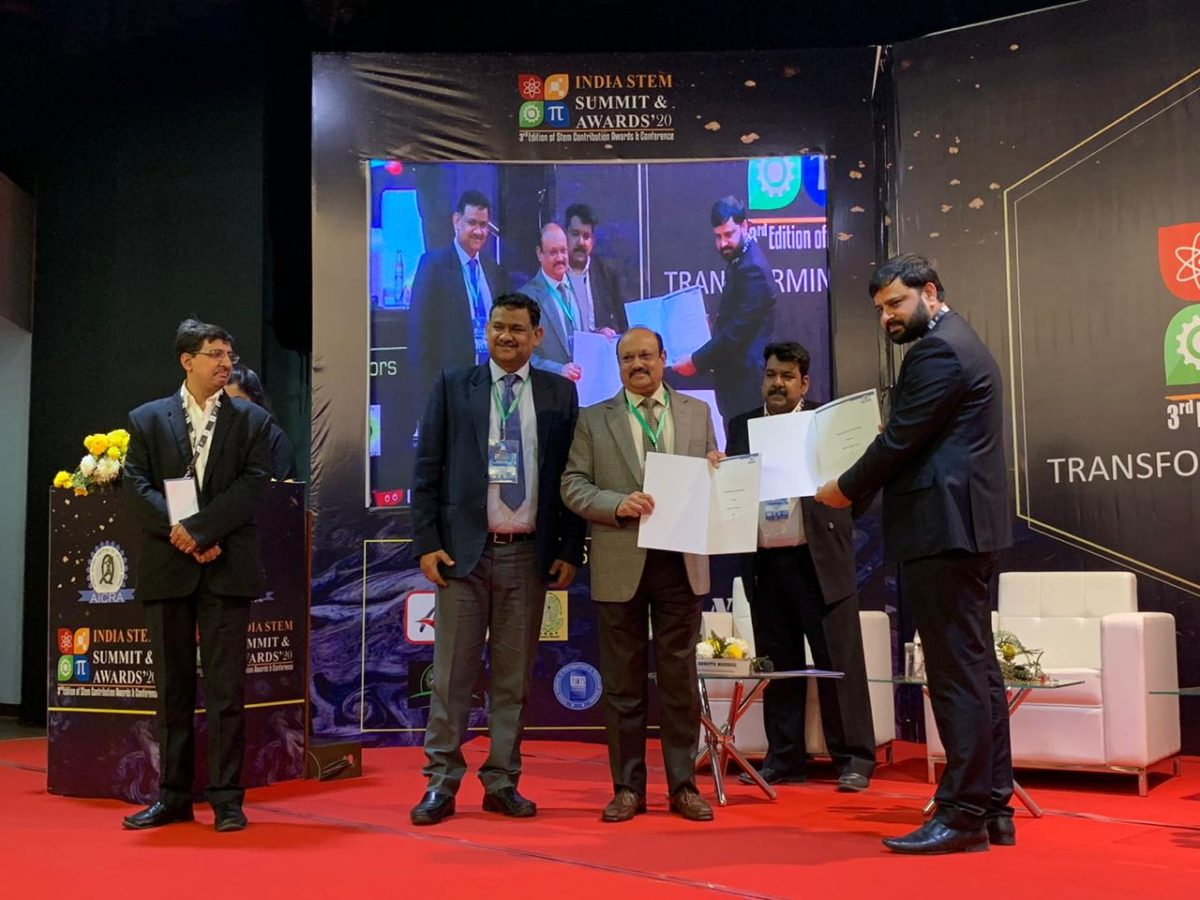 AICRA INDIA STEM AWARDS -2020